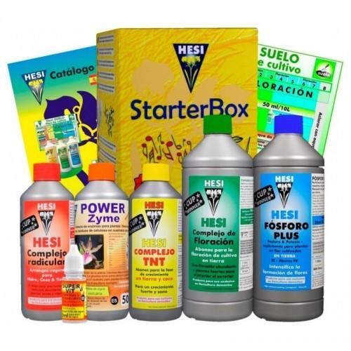 Hesi Kit Starterbox Tierra