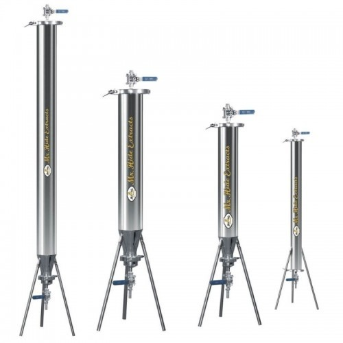 Extractor de Resina Semicerrado