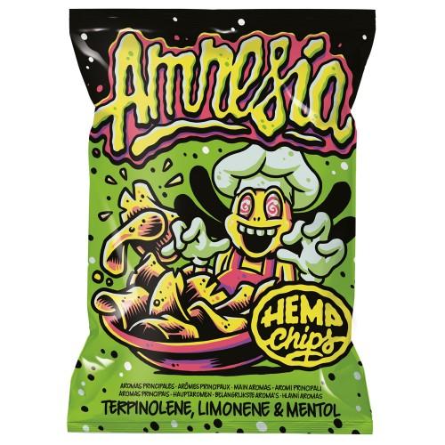 Hemp Chips Amnesia