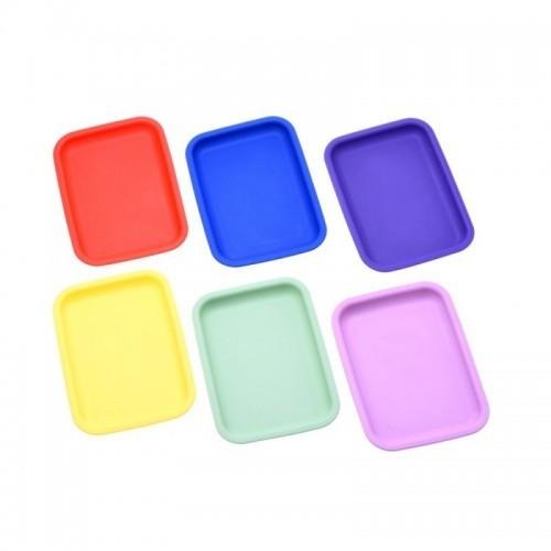 Bandejas de Silicona de Colores