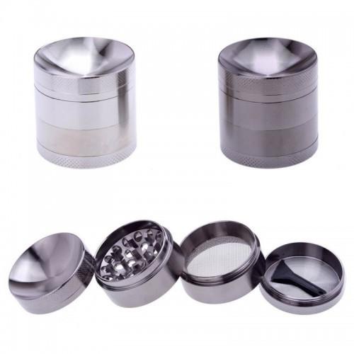 Grinder de Aluminio Concavo