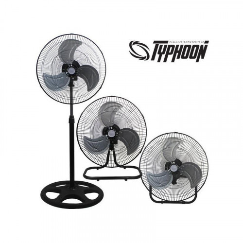 Ventilador Typhoon pie (3x1)