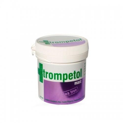 Trompetol Pomada Extra Tea Tree