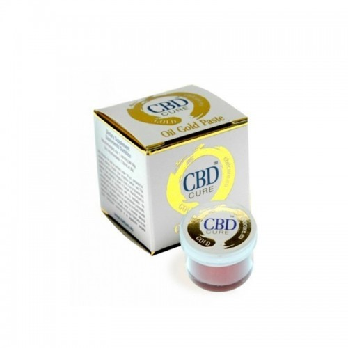 Paste Gold Oil CBD Cure