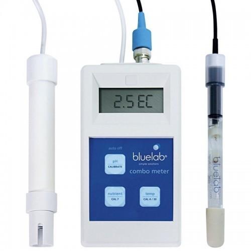Medidor Blulelab Combo (PH, EC, Cº)