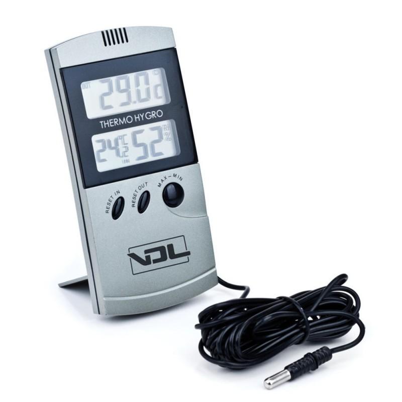 Termohigrometro Digital VDL