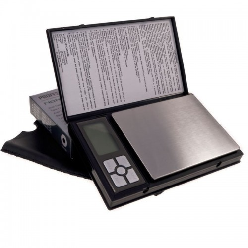 Balanza Notebook