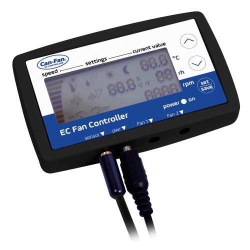Controlador LCD Can Fan EC