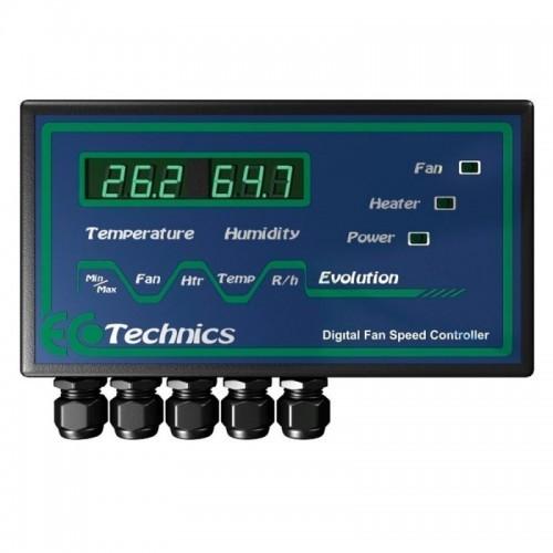 Controlador de Temperatura + Humedad Evolution