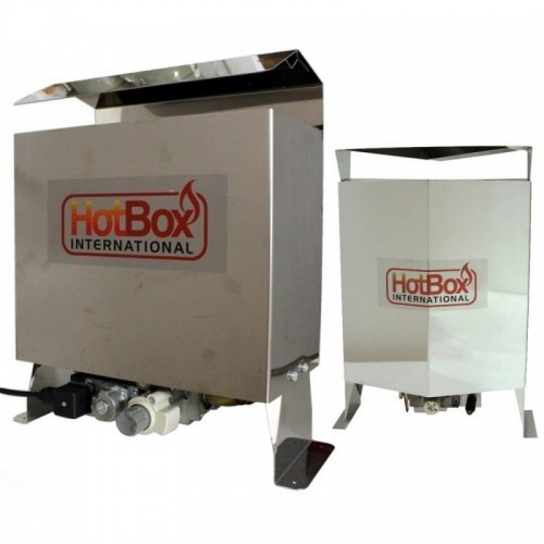 Generadores CO2 Hotbox