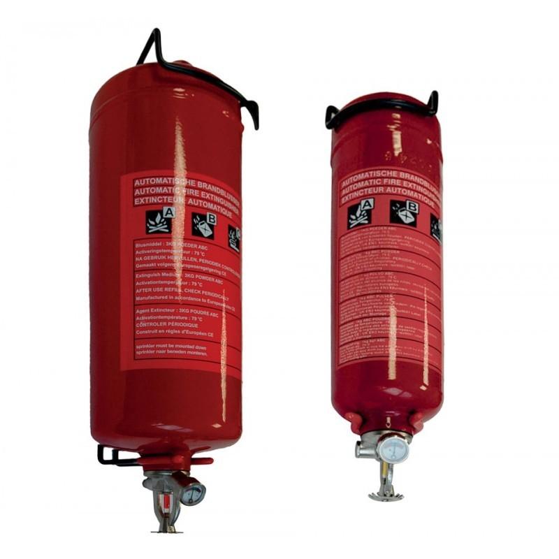 Extintor Automático