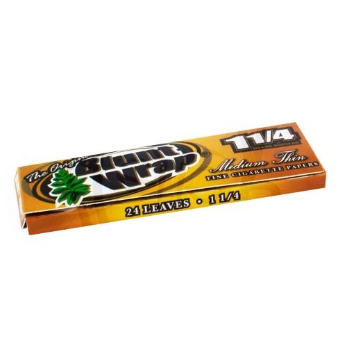 Papel Blunt Wrap Gold ¼ (25u)