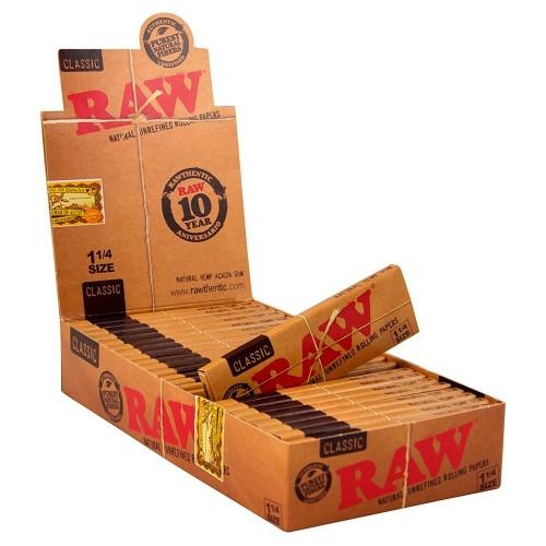 Papel Raw 1/4 caja (24u.)