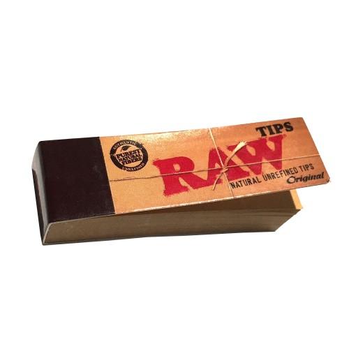 Papel Raw filtros (50 u.)