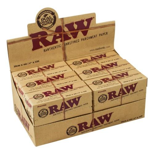 Papel Raw Rollo (12u)
