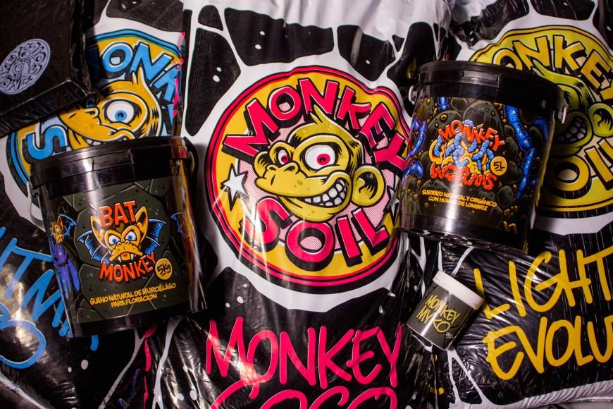 Monkey Soil: los sustratos Monkey Products