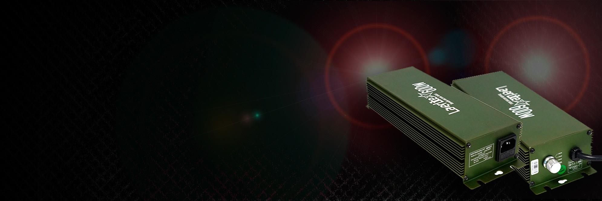 Balastro Electronico Lazerlite 600w